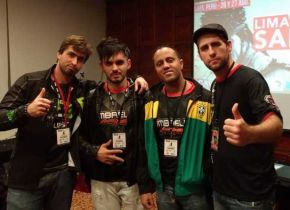 Brolynho é campeão do Lima Salty 4 e chega ao primeiro lugar do ranking da América Latina