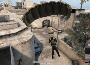 Vídeo mostra como Counter-Strike: Global Offensive seria se fosse PUBG