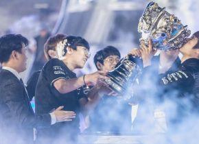 Samsung Galaxy derrota SKT e se torna campeã do Mundial de 2017