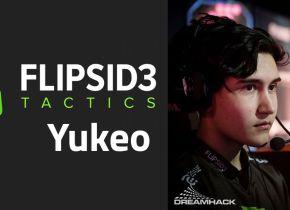 Yukeo é promovido e se torna jogador oficial da FlipSid3 Tatics
