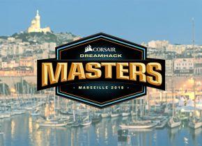 SK caí em grupo complicado na DreamHack Masters Marseille