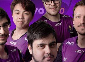 Equipe da Vivo Keyd de League of Legends fará bootcamp na Coreia