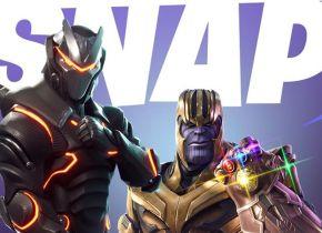 Em parceria com a Marvel, novo modo de jogo por tempo limitado de Fortnite trará o vilão Thanos