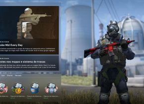 Valve lança prévia da nova interface de Counter-strike Global Offensive; saiba como ativar