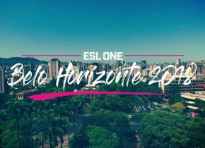 ESL One Belo Horizonte começa amanhã com a presença de SK e NTC; veja o cronograma