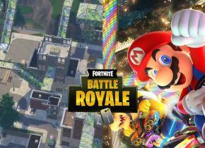 """Usuário do Reddit cria mapa de Mario Kart em Fortnite no modo """"Parquinho"""""""