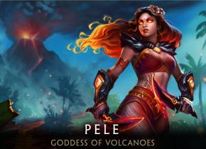 Smite: Pele a Deusa dos Vulcões é revelada