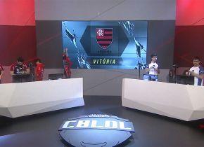 Flamengo supera CNB e-Sports e está na final do CBLoL 2018