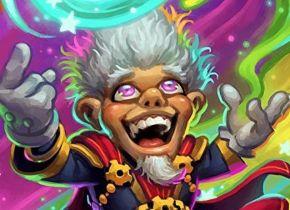 Todos os decks da carta Rojão, o Magnífico – Whizbang the Wonderful