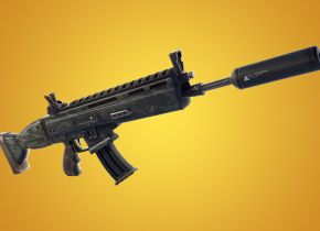 Atualização de Fortnite (v5.40) vem com novo Rifle de Assalto com Supressor