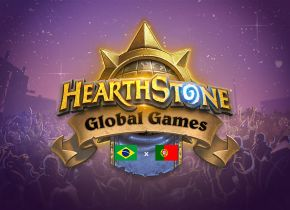 Brasil vence Portugal e se classifica para a fase presencial na BlizzCon do Hearthstone Global Games