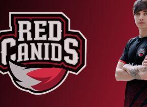Red Canids anuncia a contratação do jungler Erasus