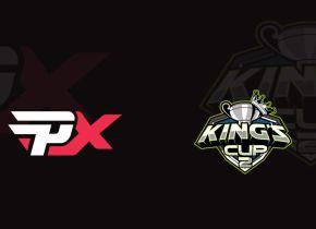 paiN X conquista bons resultados no dia 4 da King's Cup 2 e segue no topo da tabela