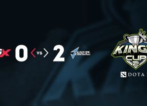 paiN X perde para a J.Storm e cai na semifinal da King's Cup 2