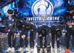 Invictus Gaming não da chances para a Fnatic, e se torna a primeira equipe chinesa campeã do Mundial de LoL