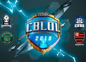 Riot Games divulga a escalação de todas as equipes participantes do CBLoL 2019