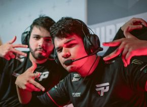 Dominando os objetivo e o mapa, paiN vence Team oNe no Circuitão