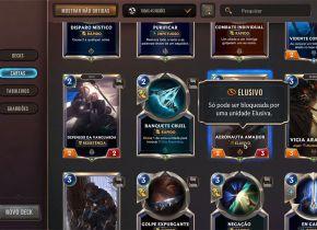 Método simples deixa o Legends of Runeterra em português; veja como fazer