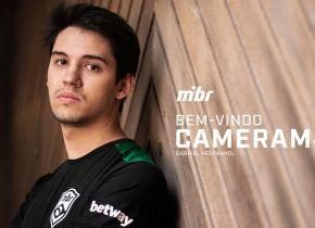 R6: cameram4n é anunciado pela MIBR