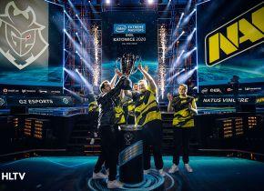 CS:GO: Natus Vincere derrota G2 na final e é campeã da IEM Katowice 2020
