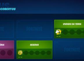 Fortnite: como desbloquear e completar todos os murais de medalhas