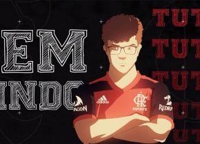 LoL: Flamengo anuncia oficialmente a chegada de Tutsz