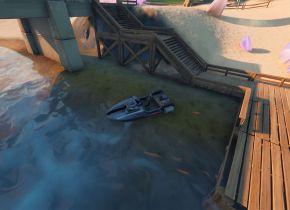 Fortnite: Onde encontrar Lanchas e como destruir