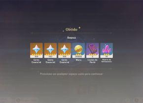 Genshin Impact: Três códigos de tempo limitado são liberadas; pegue-os agora