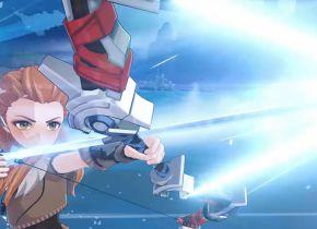 Aloy ganha novo trailer em Genshin Impact durante a Gamescom 2021