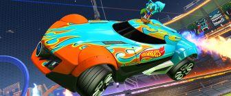 Novos carros da Hot Wheels chegarão ao Rocket League