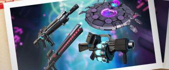 Fortnite: o que são e onde encontrar armas tecnológicas O.I.