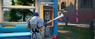 Fortnite: onde encontrar cabines telefônicas e como aceitar tarefas