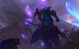Nova expansão de Legends of Runeterra adicionará Taric ao jogo