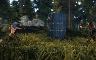Sucesso na Twitch, Rust supera Cyberpunk 2077 e se torna o jogo mais vendido da semana no Steam