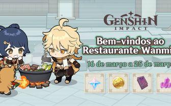 Genshin Impact: Com gemas como prêmio, evento web de culinária já está disponível; veja como jogar