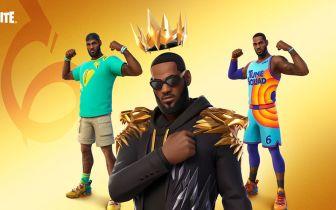 Fortnite: LeBron James é oficialmente anunciado através de trailer; assista