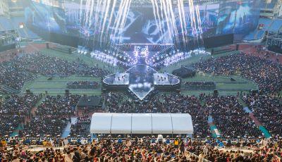 Final do Mundial de League of Legends foi assistida por 99,6 milhões de espectadores