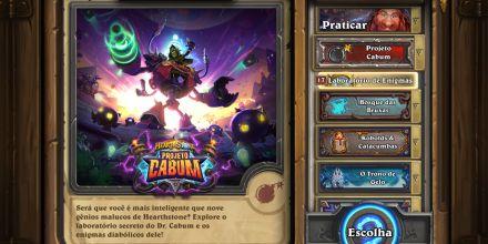 Nova expansão de Hearthstone tratá cards de Classe Dupla; veja quando ela será lançada