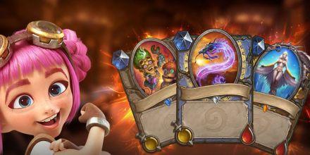 Blizzard anuncia mudanças impactantes em 3 cartas de Hearthstone