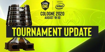 ESL One Cologne 2020 tem formato alterado e não tem MIBR entre os classificados