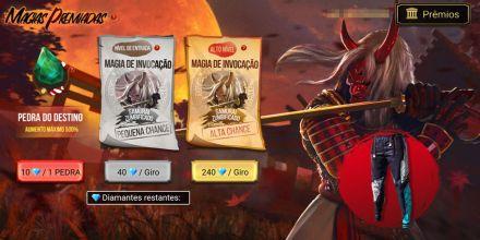 Free Fire: Jogadores terão uma chance de conseguir a Calça Angelical de graça