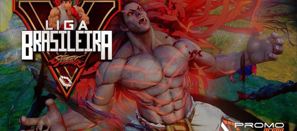 Final da Liga Brasileira de Street Fighter V será presencial