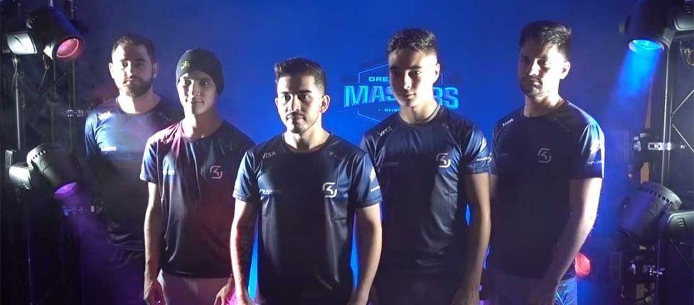 SK atropela equipe de Singapura em sua estréia na DreamHack Malmo