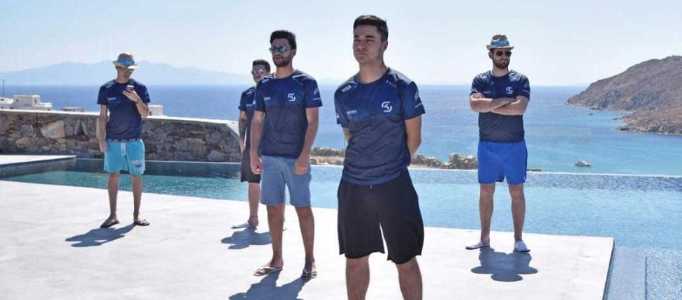 SK avança as semifinais da ESG Tour Mykonos 2017