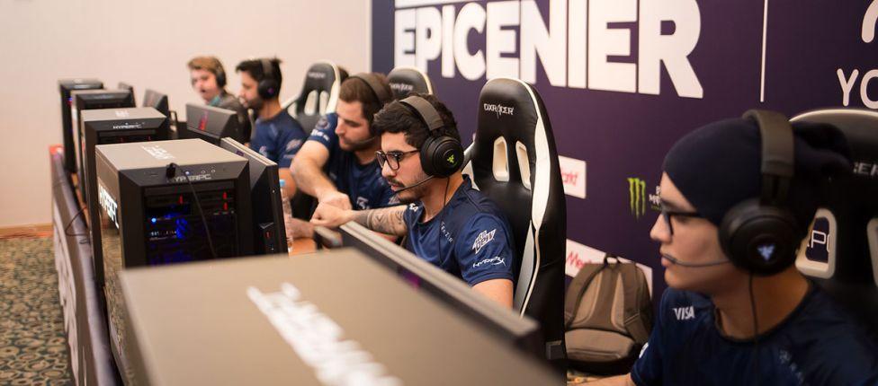 SK vence FaZe de virada e avança para as semifinais da EPICENTER