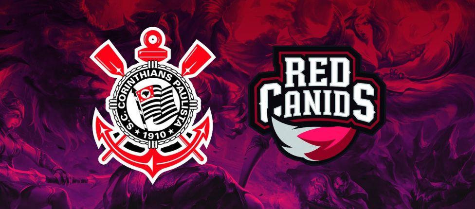 Corinthians e Red Canids confirmam parceiria