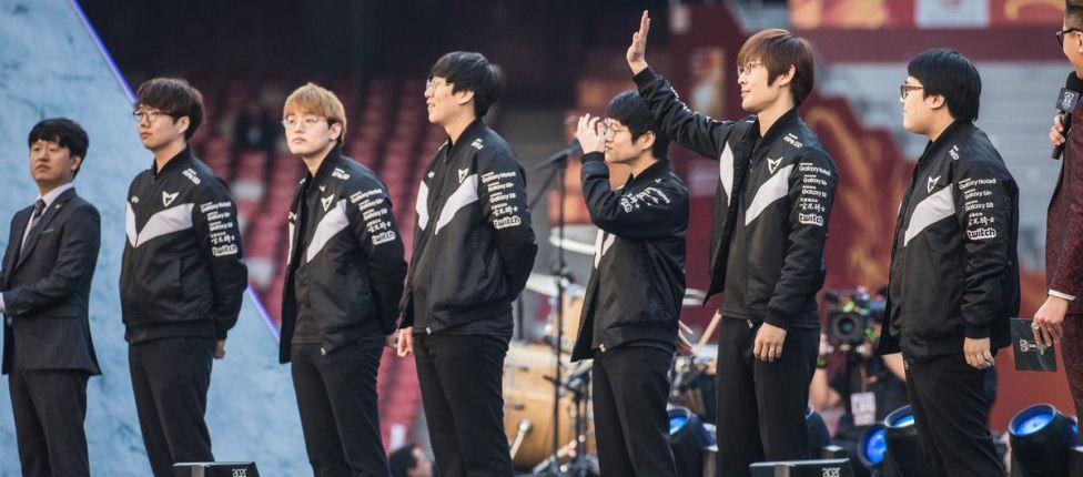 Jogadores da Samsung revelam os campeões que eles desejam que recebam suas skins