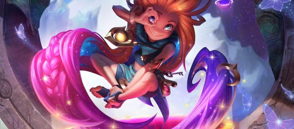 Zoe, nova personagem de League of Legends, tem suas habilidades reveladas
