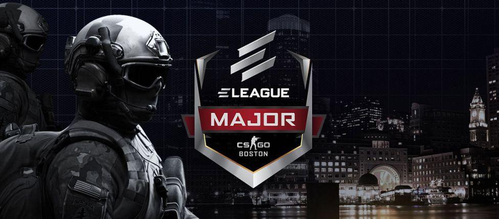Primeira fase do ELEAGUE Major Boston têm seus primeiros jogos revelados