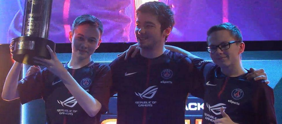 Com direito a gol nos últimos segundos PSG eSports vence DreamHack Leipzig de Rocket League
